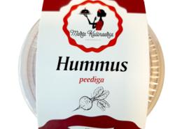 Hummus peediga