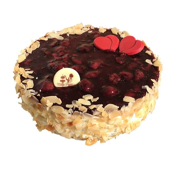 Kirsine Chia tort